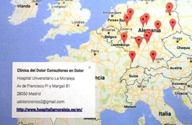 Consultores en Dolor registrado en la Sociedad Alemana del Dolor